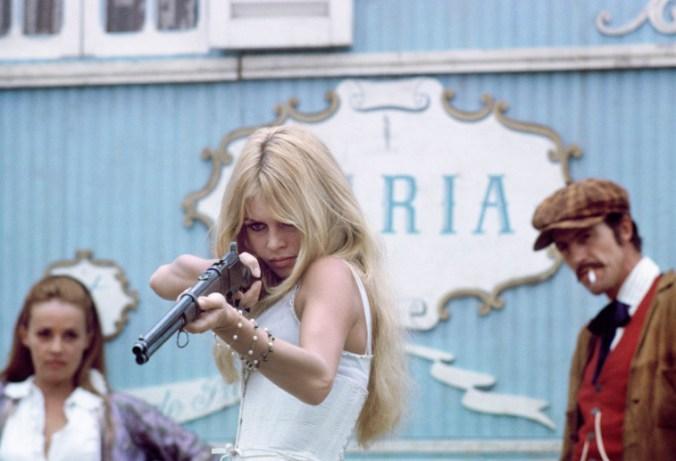Brigitte Bardot in Viva Maria! (1965)