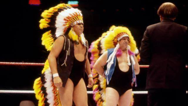 Shitloads Of Wrestling — Chief Jay Strongbow and Jules Strongbow [1982] ...