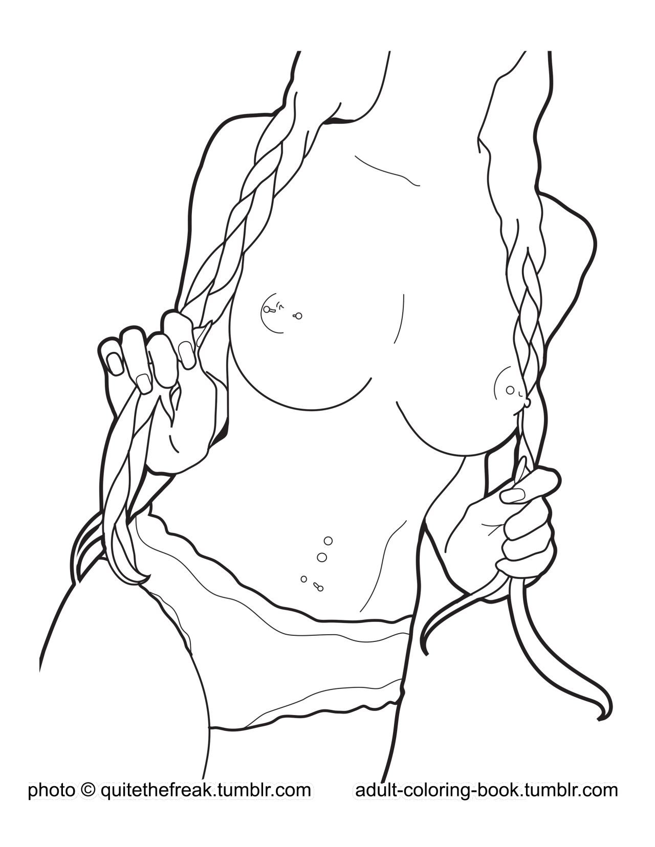 Porn Coloring Pages : coloring, pages, Adult, Coloring