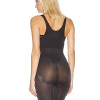 Wear Your Own Bra Waist Thigh Slimming Bodysuit Shapewear. 360 degrees of shaping targeting love handles and the dreaded Muffin Top effect. Eliminates bra bulge and improves posture. Maximum comfort and freedom of movement. Great for special-occasion dresses. Wed, 14 Jul 2021 14:24:26 +0400