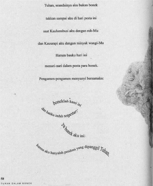 Tipografi Dalam Puisi : tipografi, dalam, puisi, Melayang-layang, Dalam, Kepala, SELASA, JABODETABEK