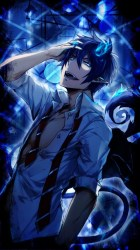 Blue flames Explore Tumblr Posts and Blogs Tumgir