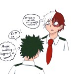 Bnha Trash Blog It S Fine Todoroki He Only Worried About It For 4