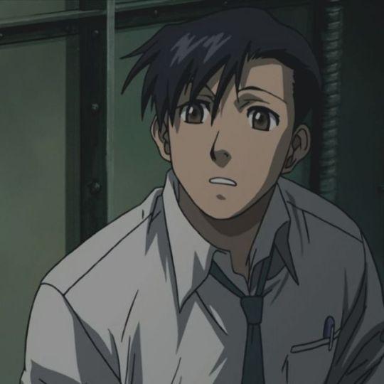 I got a ear xd). #daisuke-namikawa on Tumblr