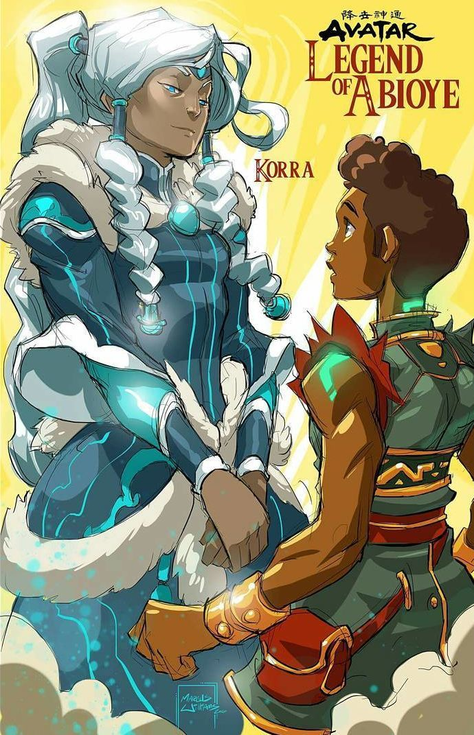 Next Avatar After Korra : avatar, after, korra, Thread, Talking, About, Avatar,, Since, Netflix, RPGnet, Forums