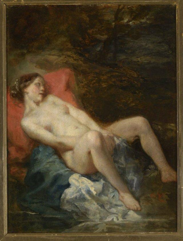 Cursed Woman Painting 1859 : cursed, woman, painting, Nicolas, François, Octave, Tassaert, Tumblr, Posts, Tumbral.com