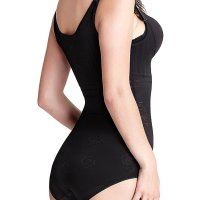 Women's Shapewear Body Briefer Slimmer Full Body Shaper. The hourglass figure you've always dreamed of getti ng is now available with the Aibrou Wear Your Best Bra Romper. It has smooth adjustable straps along with everyday contr ol fabric that feels comfortable while helping to smooth and shape your derriere. Princess seams flatter your every move  for a shapely look under clothes. The Wear Your Best Bra feature is great because it gives you the control you want wit h the flexibility and comfort of your own bra. Mon, 05 Oct 2020 14:24:42 +0400