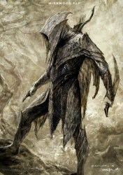 The Concept Art Library The Hobbit Mirkwood Elves Following up on the