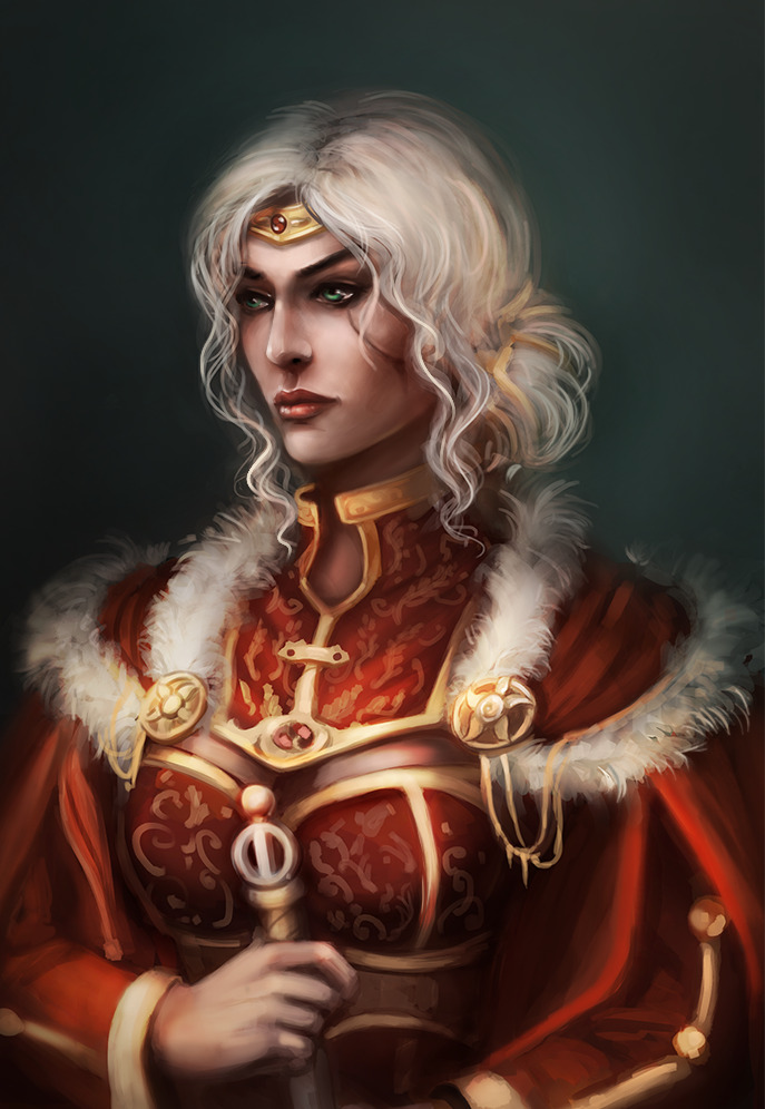 Ciri Witcher Or Empress : witcher, empress, Something, Reign!, Empress!