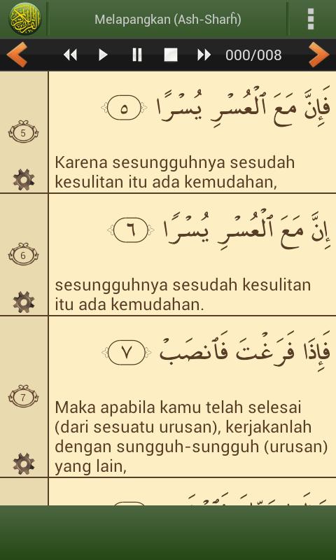 Al Insyirah Ayat 5 : insyirah, Al-Insyirah:, Adalah, Favoritku., Setiap...