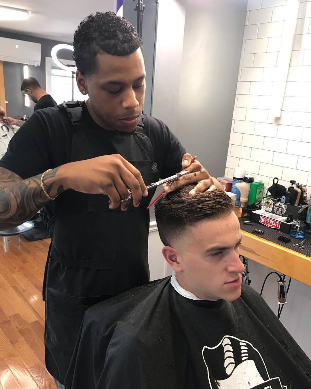 Black Label Barbershop Malden : black, label, barbershop, malden, Black, Label, Barbershop
