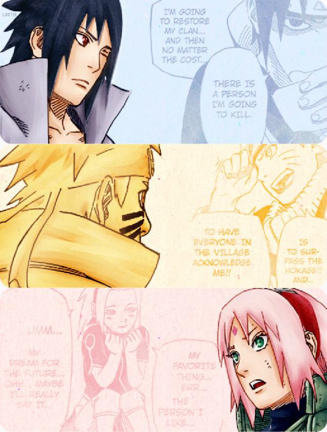 Komik Naruto Shippuden 675 : komik, naruto, shippuden, Naruto, Collage, Tumblr, Posts, Tumbral.com