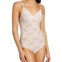 Women's Shapewear Lace 'N Smooth Body Briefer. Comfortable to wear it all day, everyday! Easy to go to bathr oom, good coverage, sufficient control to give smooth shape, pretty lace. I got both colors. Both are beautiful! Tue, 13  Apr 2021 14:24:24 +0400