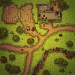 Dice Grimorium D&D Battle Maps Greetings! I have something a little bit different