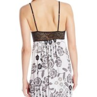 Women's Lovely Roses Chemise. Ultra soft printed rayon challis chemise with stretch lace bust. Mon, 01 Feb 202 1 04:48:29 +0400