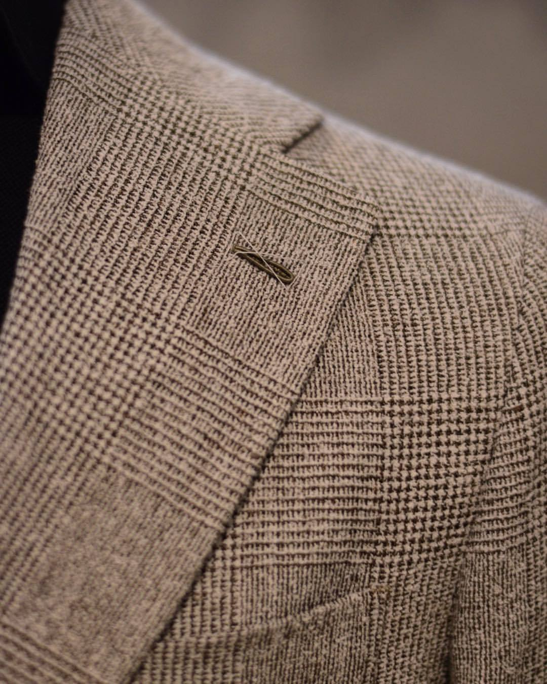 Milanese Buttonhole : milanese, buttonhole, Quote, Up-close, Handmade, Milanese, Buttonhole...