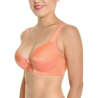 Lace Accented Full Cup Bras w/Extra Wide Wings. This lace accented full cup, back-smoothing convertible strap bra has special wide wings for the back-smoothing effect, with four rows of hook-and-eye closure for better support. Wider adjustable straps provided to relief your shoulder. The adjustable convertible straps can be altered or worn as cross-back, halter, etc. Made from 85% nylon and 15% spandex, Hand wash in cold water, line dry. Available in multiple colors. Thu, 15 Apr 2021 04:48:43 +0400