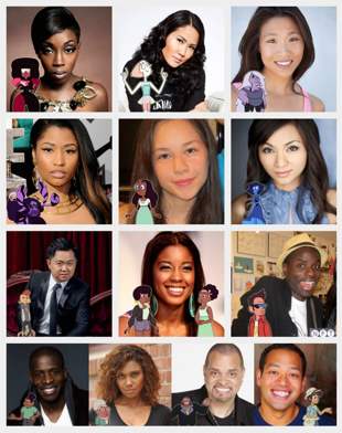 Lok Voice Actors : voice, actors, Queertoon, Queertoons!, Vaatu,, Violence,, Voice, Acting