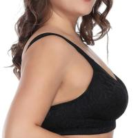 Women's Full Figure Comfort Wire Free Minimizer Support Bra. Light, unlined cup without padding, show the natu ral shape. No underwire, no burdens, no pressure on your breast, comfortable with it for a day. Full coverage, cover mos t of your breast. Especially fit for women with full figure. Sun, 06 Sep 2020 14:24:42 +0400