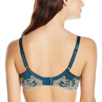 Women's Lace Affair Contour Bra. Lace affair contour bra with intricate cross-dye lace detail at center front  and back wing. It fits great and provides lots of support; it's the most comfortable bra I have so far. Thu, 26 Nov 20 20 09:36:28 +0400