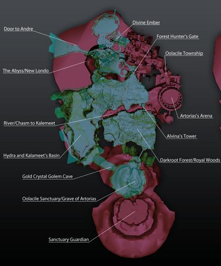 Darkroot Garden Map : darkroot, garden, Souls, Remastered, Unlocking, Secrets, Through...