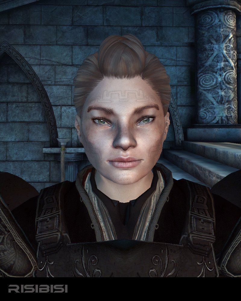 Dragon Age Origins Tucked Hair : dragon, origins, tucked, Tucked, Dragon, Origins