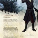 Dnd 5e Homebrew Awakened Undead Race By The Singular Anyone