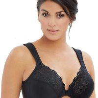 Women's Plus Size Wonderwire Front Close Bra. This gorgeous front close bra offers it all. Featuring a flatter ing neckline and an easy on and off closure. Cups are finished with beautiful lace that completes the elegant look and e nsures a perfect fit. The underwire is surrounded by three different layers of fabric and not only prevents wire-poke bu t also shapes your bust beautifully. The silky soft fabric of the cups and wide adjustable straps will pamper you all da y long. You'll love how you look and feel. Thu, 14 Jan 2021 09:36:35 +0400
