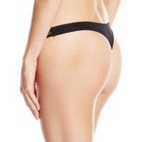 Ribbed gorgeous stretch nylon thong panty with spandex front panel thong . Fri, 28 May 2021 19:12:53 +0400