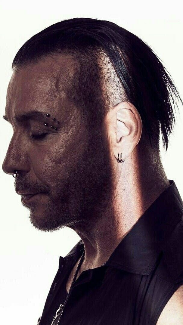Till Lindemann Haircut : lindemann, haircut, Sonne, Sextet, Looking, Lindemann
