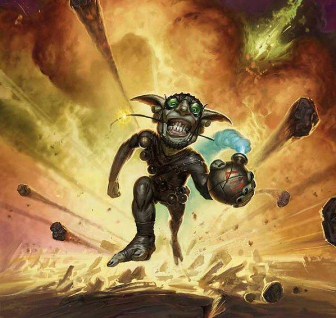 Archive Trap Mini — Goblins of the Multiverse: Zendikar