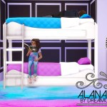 Sims 4 Cc Blog Dreamcatchersims4 Alana Bed Set Fixed