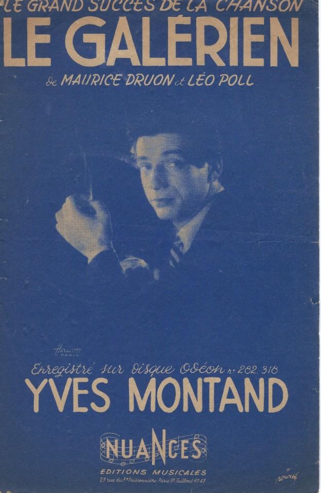 En Sortant De L école Yves Montand : sortant, école, montand, Montand, Tumblr, Posts, Tumbral.com