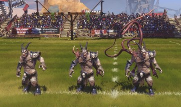 Blood Bowl THE VIDEO GAME — Team Introduction #2 : Chaos