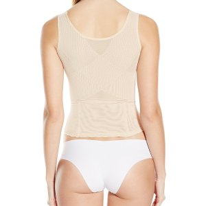 Women's Power Mesh Zip Front Cami. This is a wear your own bra power mesh cami. Zip down for... , Fri, 02 Apr  2021 04:48:53 +0100