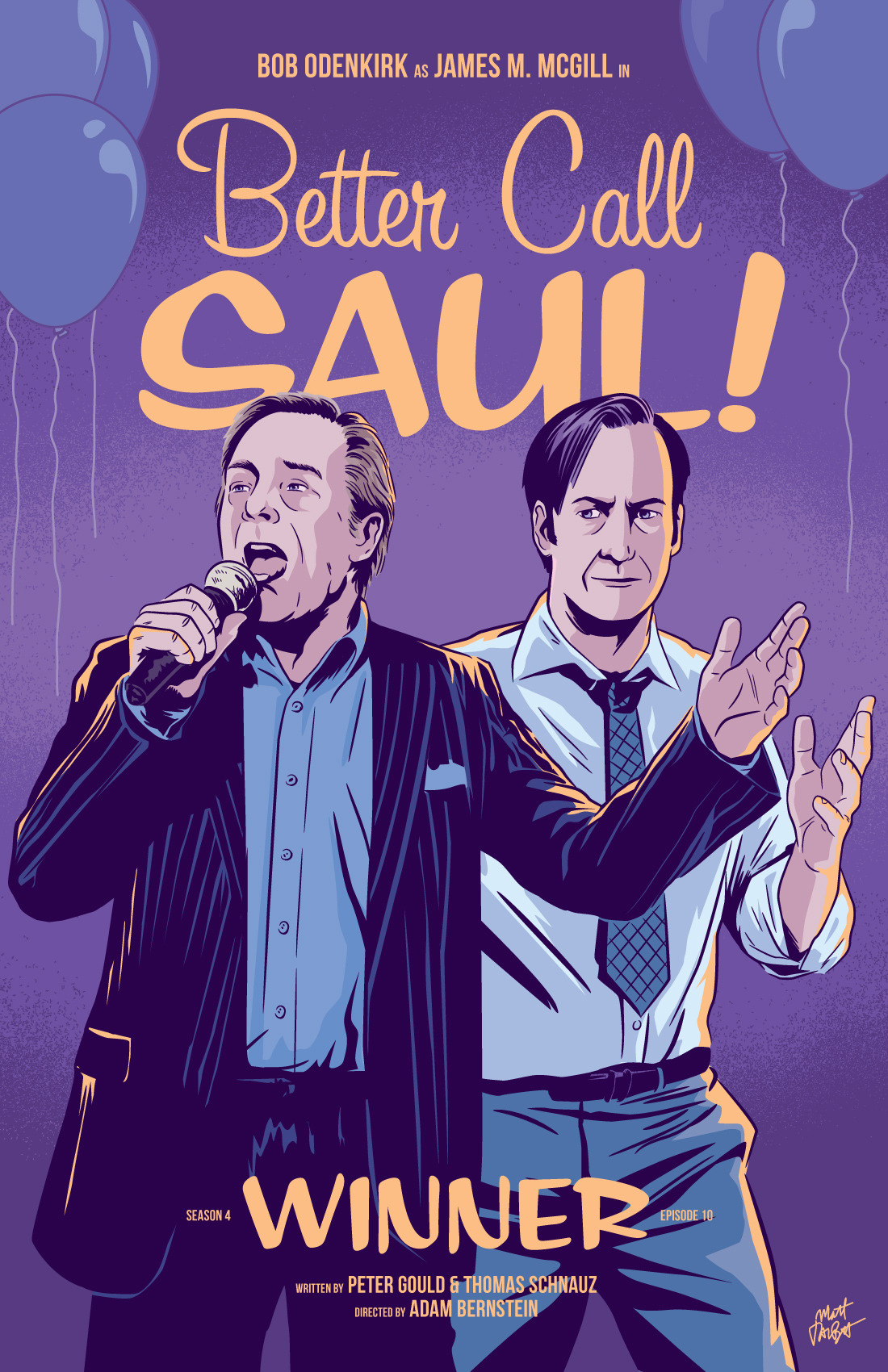 here s my poster for bettercallsaul