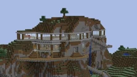 Small Medieval Kitchen Minecraft