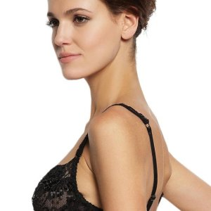The Brittany Unlined Lace Bra combines beautiful lace in the front and silk on the bra strap in the... , Thu, 21 Jan 2021 14:24:35 +0000