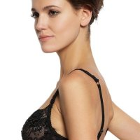 The Brittany Unlined Lace Bra combines beautiful lace in the front and silk on the bra strap in the back. It is free of padding for a seamless, natural look. Pair with the matching panties for the perfect ensemble. Tue, 13 Jul 2021 14:24:38 +0400