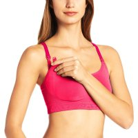 Maternity Nursing Luxury Seamless Cotton Candy Bra. Luxury seamless racer back maternity/nursing bra. Racer back design for additional bust support. Great for women with active lifestyle. Can wear as active day/comfort bra or to do light exercise such as walking, yoga, Pilates. Super soft and wide side sling for support and discretion when breastfeeding. No tags and nickel free hardware for your sensitive skin. A top selling style world-wide. Tue, 30 Mar 2021 14:24:53 +0400