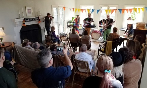 Great people, great music from The Hoot Hoots and a great get together at the Hi-Fi Society Brunch. We're elated to have such passionate folks on our side! -dig #Treefort2019 #RadioBoiseAlive #MediaSponsor