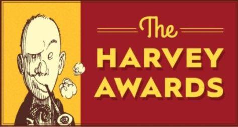the harvey awards logo