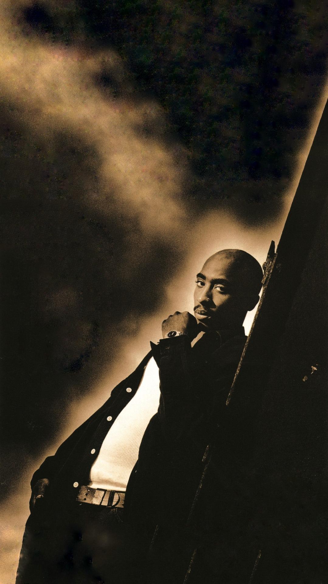 Tupac Shakur Me Against The World : tupac, shakur, against, world, Music, Mobile, Wallpapers, Against, World