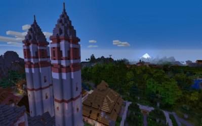 Easy Catholic Easy Minecraft Church