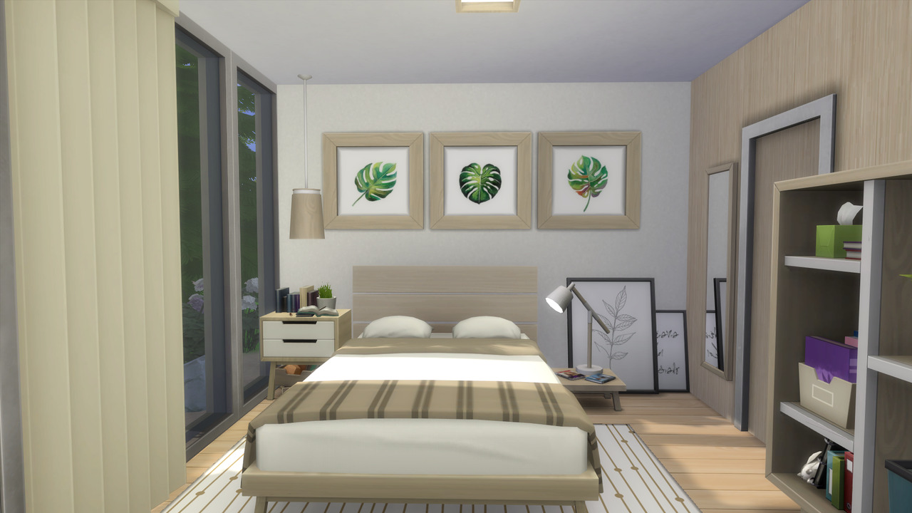 Illogical Sims Cc Renders Minimalist Bedroom Stuff Pack Cc I Am So Excited