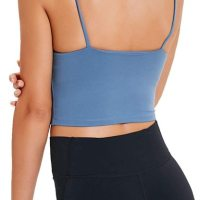 Women Padded Sports Bra Fitness Workout Running Shirts Yoga Tank Top. Padded sport bra with removable pads for convenient adjustment, with a cotton-like material, soft and comfortable to wear. For yoga,exercise,fitness,any type of workout,or everyday use. Lemedy Yoga bra combine fashion,function and performance. Thu, 08 Apr 2021 09:36:41 +0400