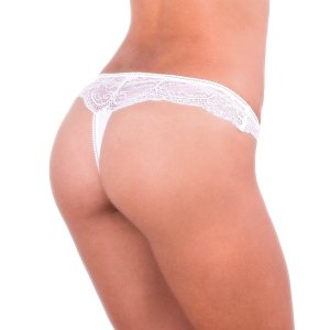 Thong Underwear Lace Trim Soft Sexy Lingerie Panties For Women. This thong gives you the sexy... , Mon, 31 Aug 2020 04:48:41 +0100