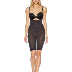 Wear Your Own Bra Waist Thigh Slimming Bodysuit Shapewear. 360 degrees of shaping targeting love... , Sat, 23 Jan 2021 09:36:32 +0000