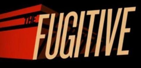 the fugitive tv logo