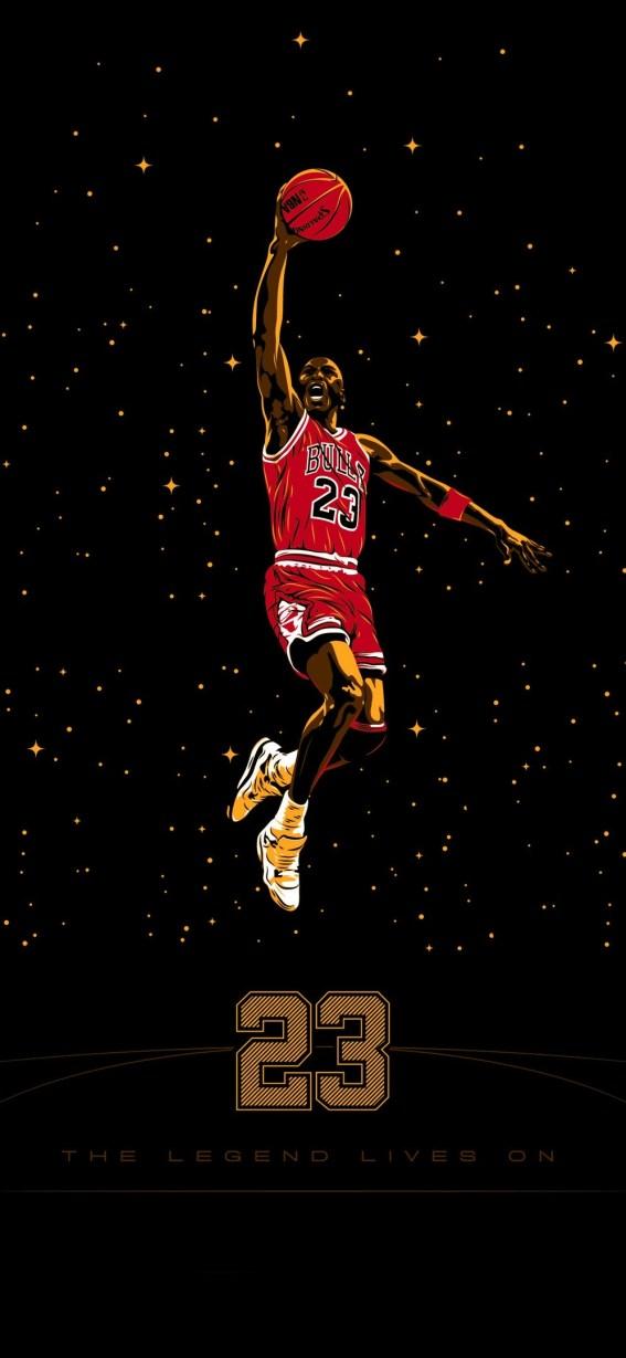 Michael Jordan Android Iphone Wallpaper